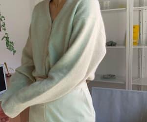 casual, kfashion, and long skirt image