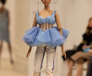 Couture, fashion, and fashion week image