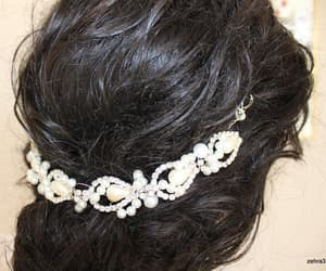 etsy, weddings, and hair ornaments image