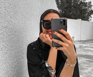black, classic, and fashion image