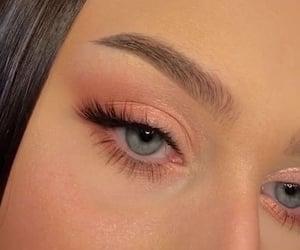 eyes, beauty, and beautiful image