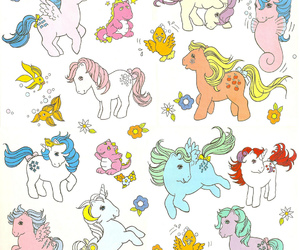 my little pony and cute image