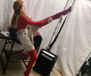 celebrity, riverdale, and madelaine petsch image