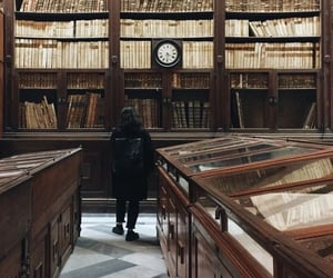 aesthetic and dark academia image