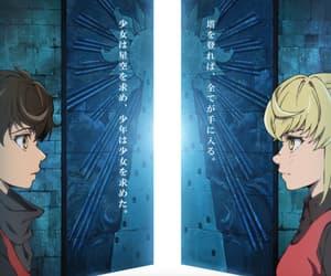 anime, BAM, and rachel image