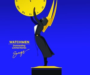 hbo, television, and watchmen image
