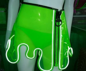 aesthetic, neon, and fashion image