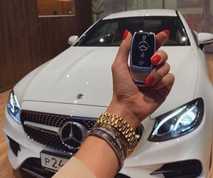 car, luxurious, and luxury image