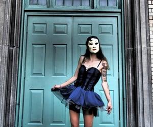 abandoned, fashion, and Halloween image