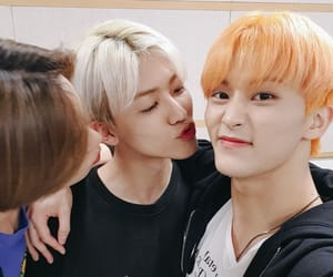jaemin, mark, and kim jungwoo image