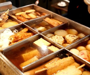 oden, japanesefood, and food image