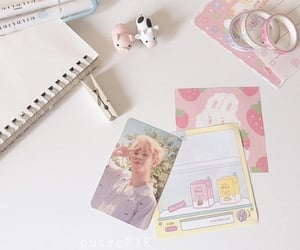 aesthetic, pastel, and kpop image