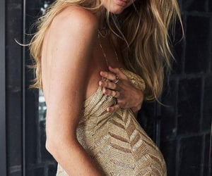 beauty, model, and candice swanepoel image