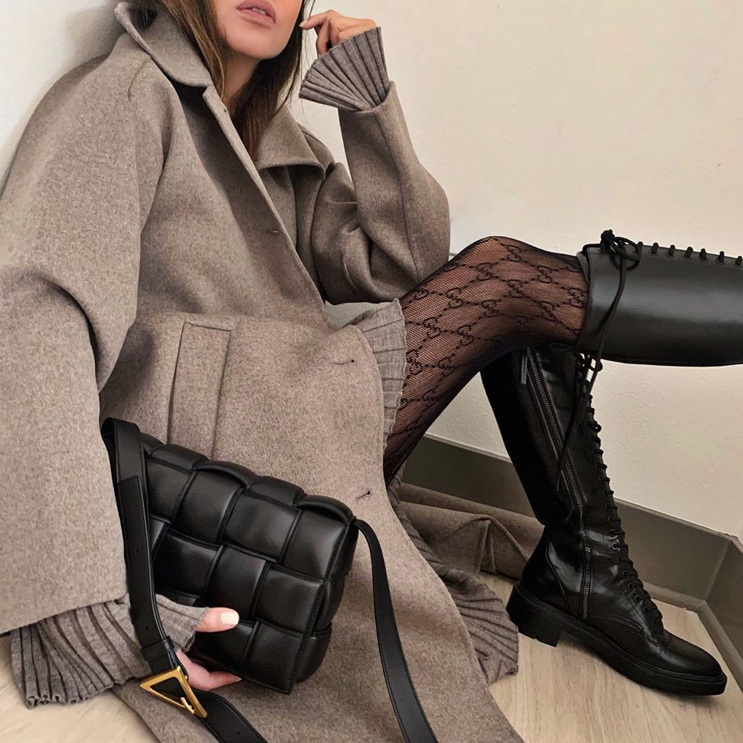 article, fashion, and fall outfit image