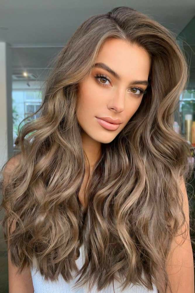 ash, hairstyles, and ash brown image