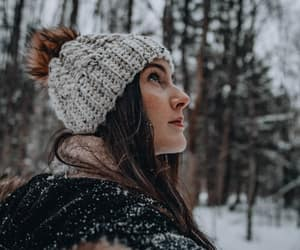 cold, cold days, and snow image