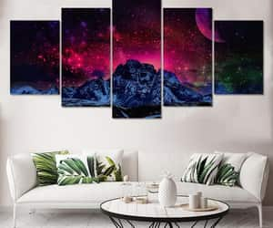 Abstract Painting, etsy, and home decoration image