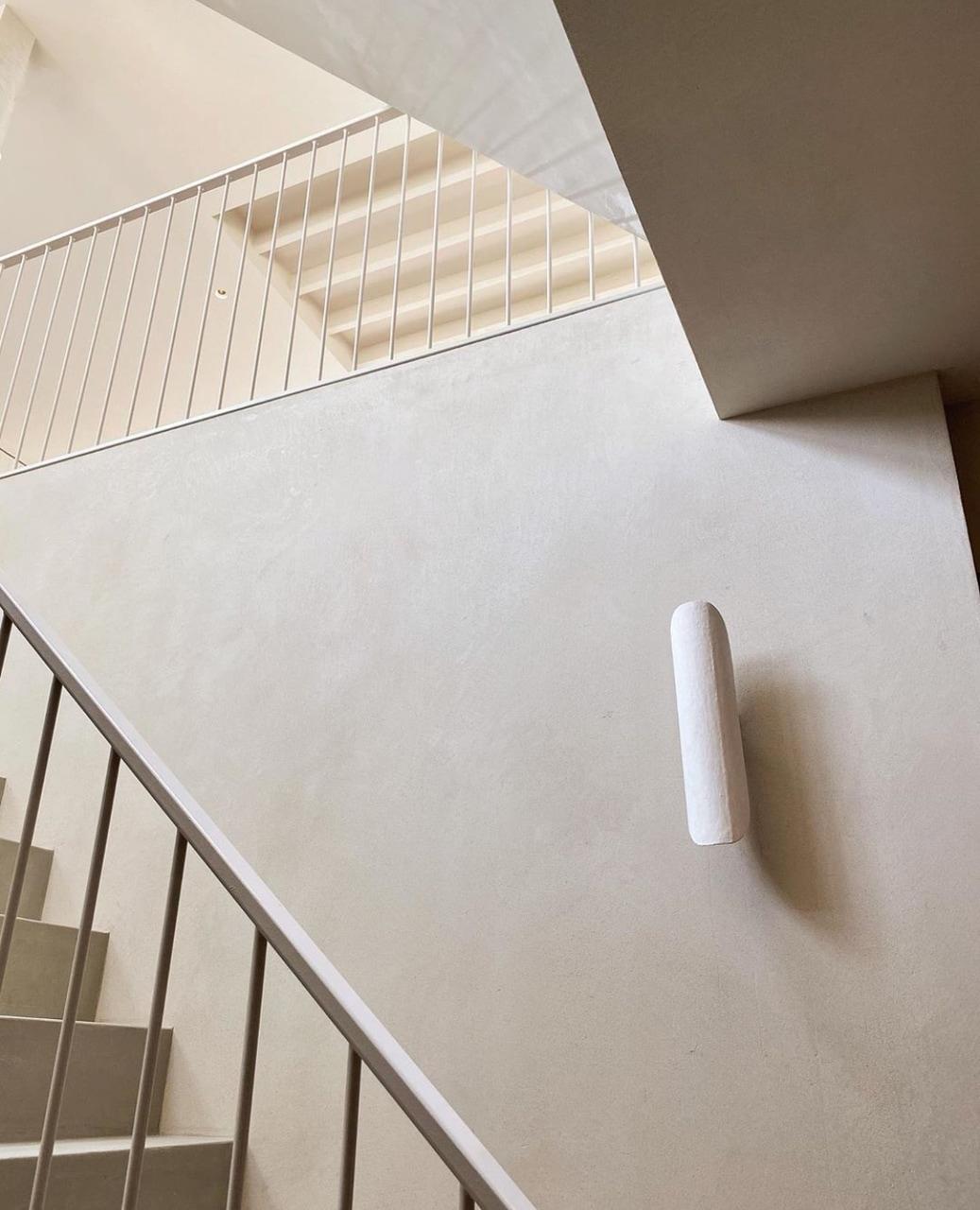 stone, white, and vibe image