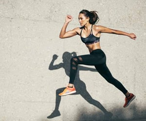 fitness, jump, and popular image