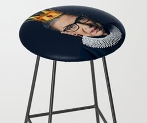 RBG, famous women, and ruth bader ginsburg image