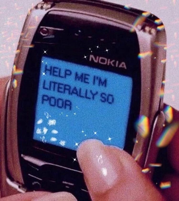 aesthetic, pink, and nokia image