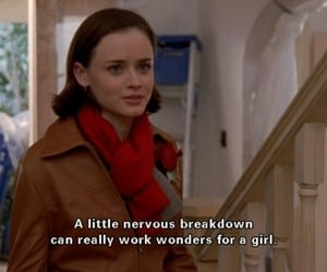 drama, alexis bledel, and gilmore girls image