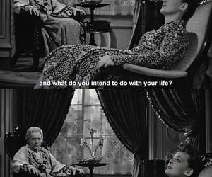Bette Davis, drama, and film image