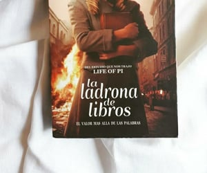 books, book, and the book thief image