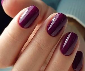 nail polish, nails, and vernis image