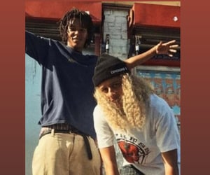90s, ray, and skateboarding image