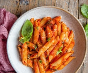 aesthetic, italy, and penne image