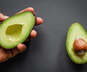 avocado, food, and healthy food image