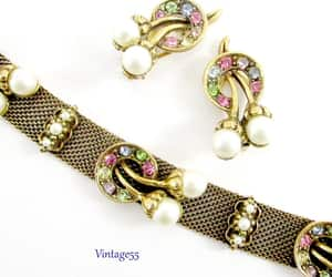 etsy, vintage fashion, and gift bracelet image