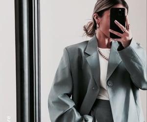 aesthetic, blazer, and fancy image