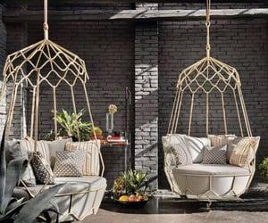 interior, decor, and furniture image