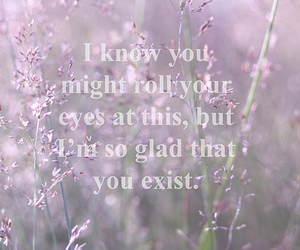quote, text, and flowers image