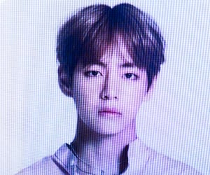 cyber, taehyung, and bts image