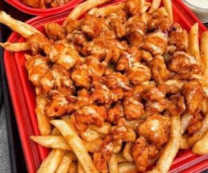 aesthetics, Chicken, and yummy image