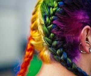 bold, colorful, and colors image