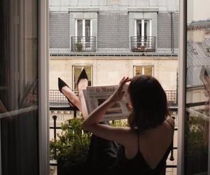 paris, vintage, and aesthetic image