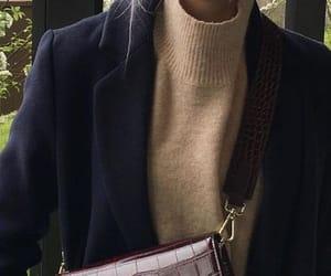 autumn, blazer, and fashion image