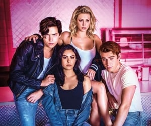 Archie, riverdale, and jughead image