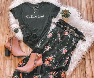 belt, shirt, and skirt image