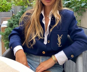 fashion, classy, and YSL image