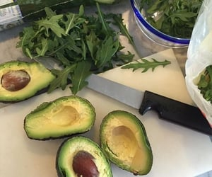 avocado, food, and lunch image
