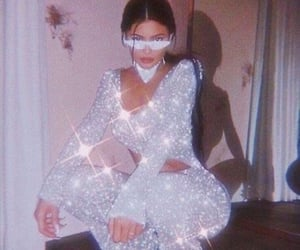 aesthetic, kylie jenner, and beauty image