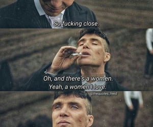 cillian murphy, tommy shelby, and grace burgess image