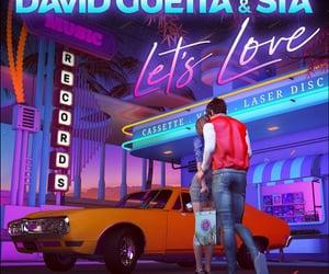 Lyrics, music, and david guetta image