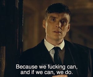 cillian murphy, gangster, and tommy shelby image