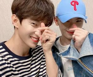 DK, lee jihoon, and seokmin image